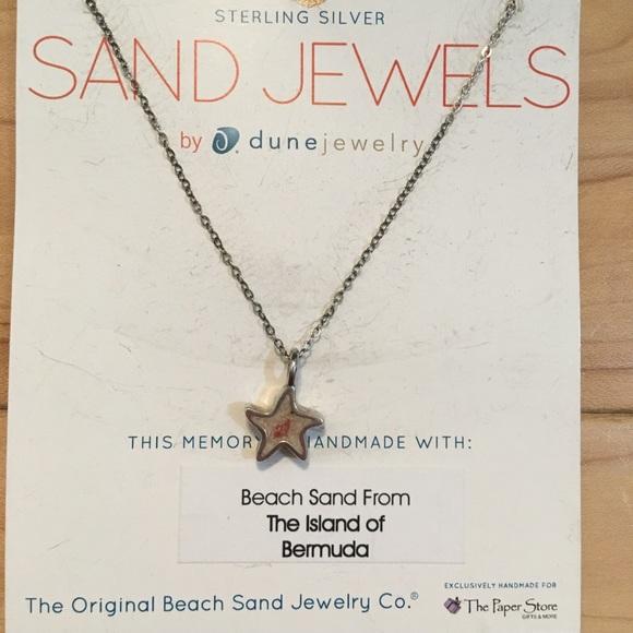 764d6e22f Dune Jewelry Jewelry | Sand Jewels Small Bermuda Necklace | Poshmark